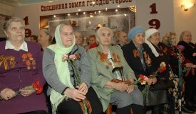 Yamaltsa – veterans of the Great Patriotic War went to the Memory trip