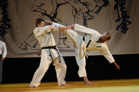 The Yamal athlete became the winner of competitions on Kyokushin kaikan karate