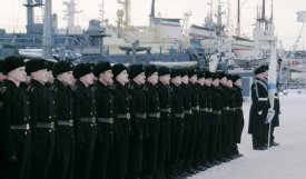 110 Yamal recruits will pass conscription service in parts of Navy of the Russian Federation