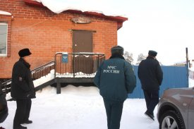"In Noyabrsk there took place the operation ""Housing"""