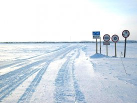 New restrictions on winter roads